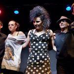 Flamenco con el taller de la UP y Pilar Carrasco