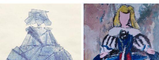 'Menudas meninas': Velázquez inspira a Rivas