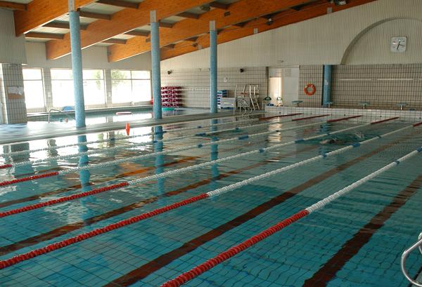 Horarios nado libre