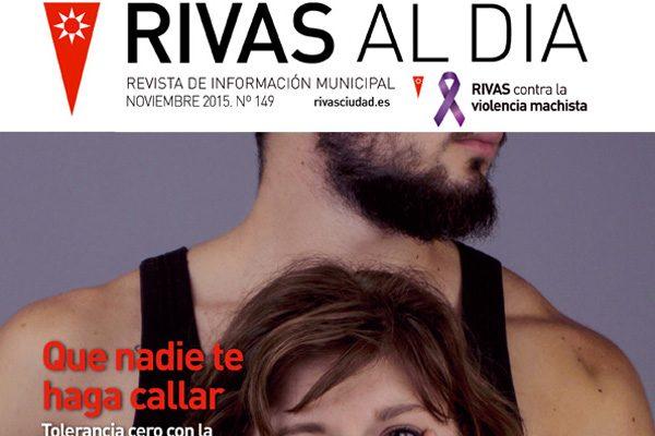 'Rivas al Día', contra la violencia machista