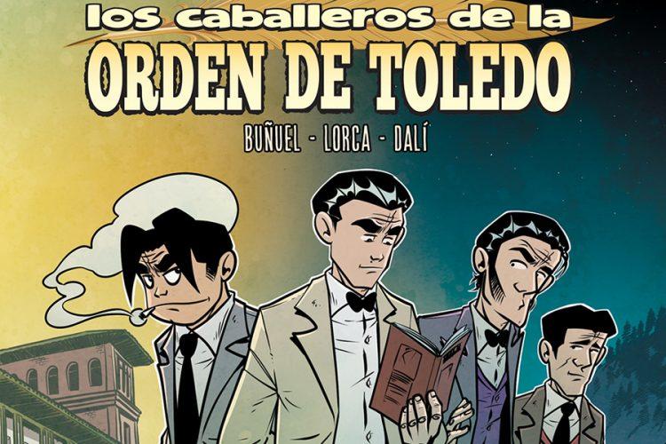 Dalí, Lorca y Buñuel, en una novela gráfica