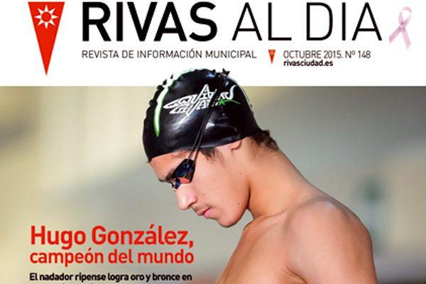 Para saber qué pasa, revista 'Rivas al Día'