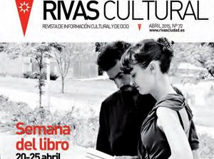 'Rivas Cultural': Semana del Libro, teatro, ocio...