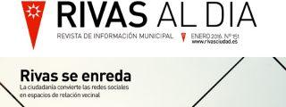 Ya puedes leer el primer 'Rivas al Día' de 2016