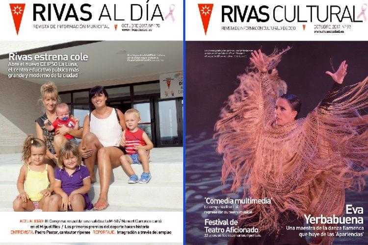 La revista municipal de octubre, ya online