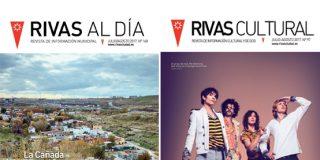 'Rivas al Día' y 'Rivas Cultural' del verano, online