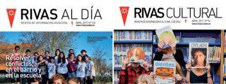 Ya en la red, 'Rivas al Día' y 'Rivas Cultural'