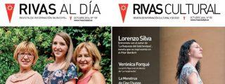 'Rivas al Día' de octubre: revista municipal