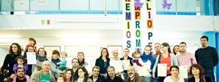 Premios al Compromiso Educativo 2014