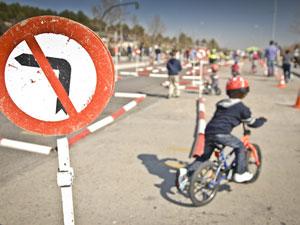 Domingo Sin Coches: calle abierta sin humos