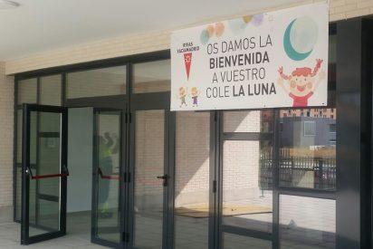 El único cole de Madrid hecho por un municipio
