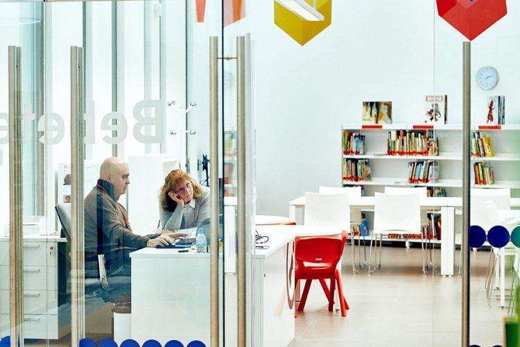 Novedad: lecturas para bebés en bibliotecas