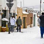 Alerta amarilla por bajas temperaturas en el sureste