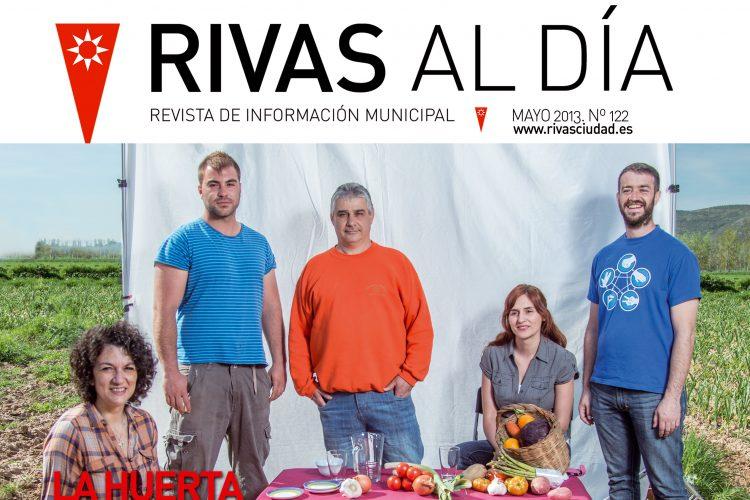 La actualidad local, en el 'Rivas al Día' 2013