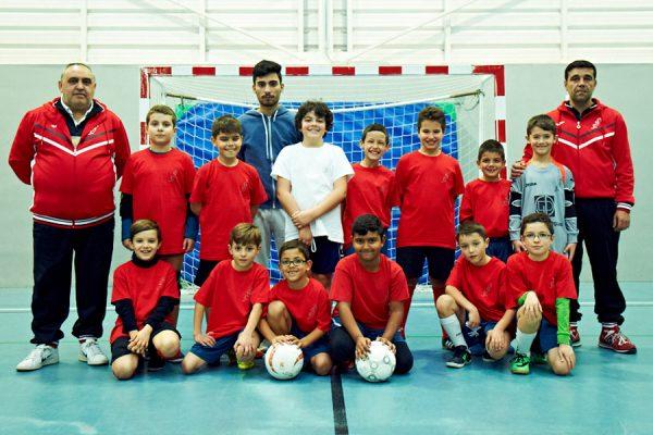 Rivas 95: un club que se llena de goles
