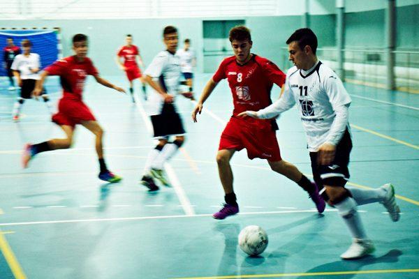 Fútbol sala: los dos clubes de Rivas se unen
