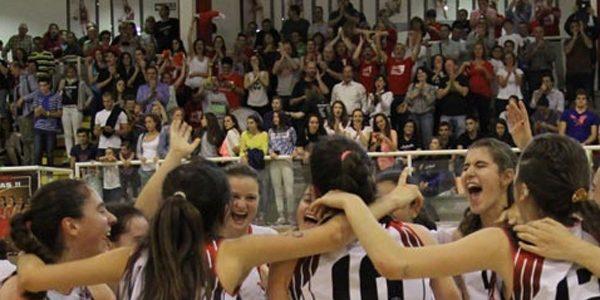 Las cadetes de Rivas Ecópolis: campeonas de Madrid