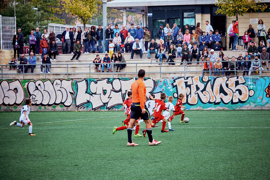 El deporte en Rivas, con valores educativos