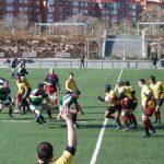 Escuela de rugby para jóvenes de 12 a 17 años