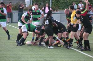 El rugby se viene a Rivas: vive la pasión ovalada