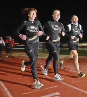 En Running Rivas nunca se corre en soledad