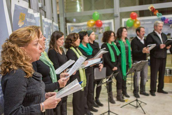 Santa Cecilia: cinco horas de música en el Lorca