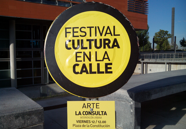 Toca disfrutar: Festival de Cultura en la Calle