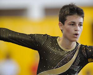 Sergio Canales, campeón juvenil de España