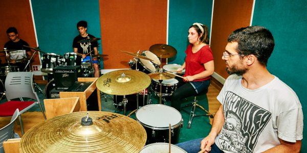Escuela Municipal de Animación: talleres musicales y artísticos