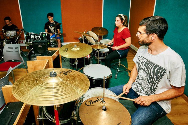 Fiesta joven: conciertos de la EMAR