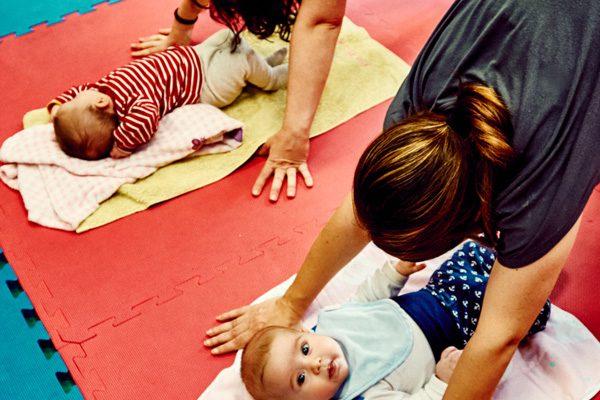 Baila con tu bebé: movimiento corporal