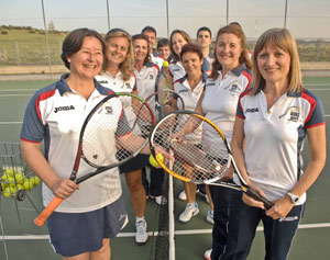 Doce años con la raqueta: Tenis Rivas Sport