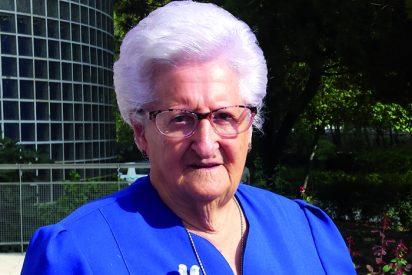 Teresa Ramírez, 90 años no es nada
