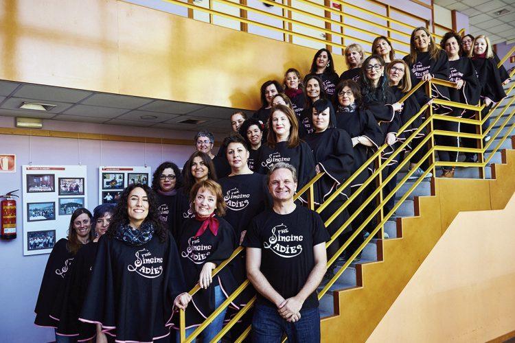The Singing Ladies: el coro que canta a Queen o ABBA