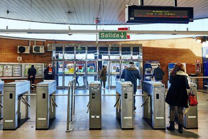 El metro en Rivas cerrará a la 1.30 en 2019