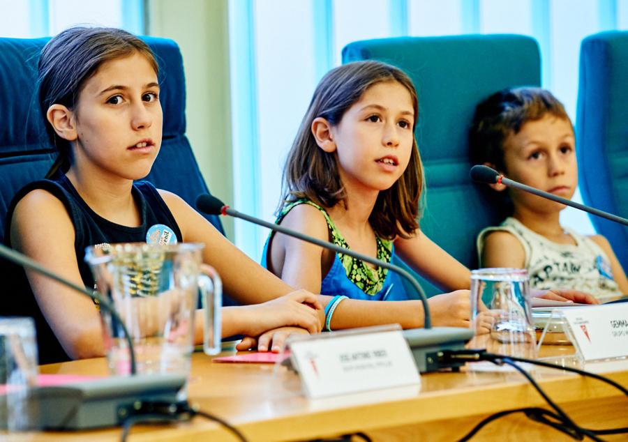 Plan de Infancia y Adolescencia (PLIA)