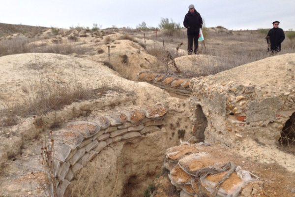 Un Parque Histórico para la batalla del Jarama