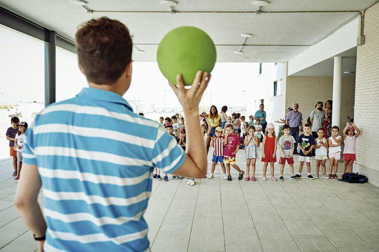 Viernes 3 mayo: campamento infantil día no lectivo