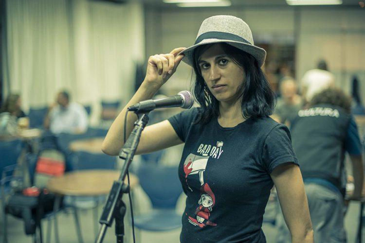 Micro Abierto de Rivas: cantar y contar