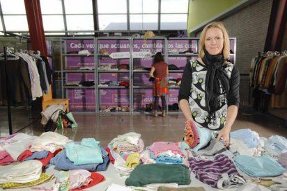 La Tienda Sin Costes de Rivas: ropa y libros