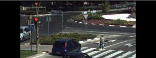 Saltarse el semáforo en rojo es un peligro