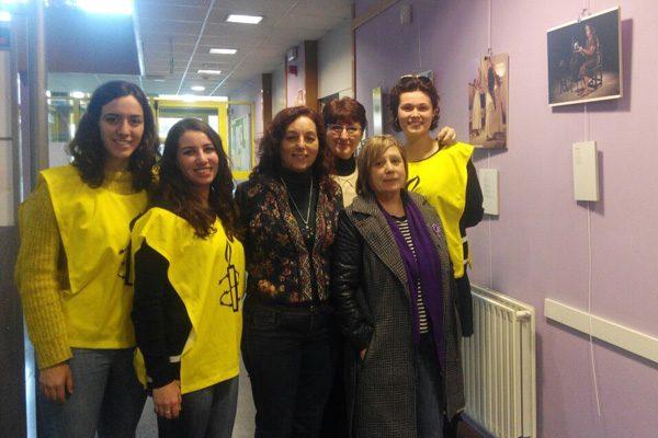 'Voces de mujer', fotografías contra la injusticia