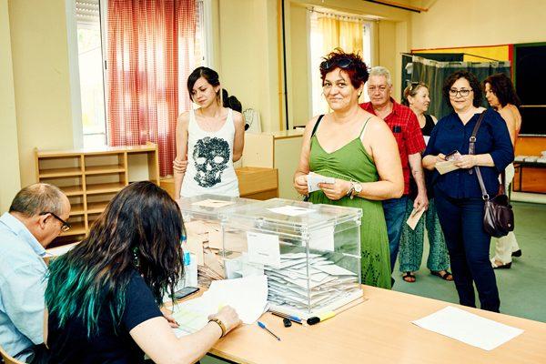 Elecciones 2016: Unidos Podemos gana en Rivas