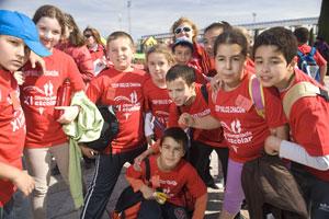 4.100 estudiantes en la Olimpiada Escolar 2015
