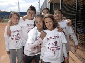 3.500 estudiantes, en la 11ª Olimpiada Escolar