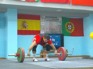 Carlos Aranda, bronce en el mundial máster