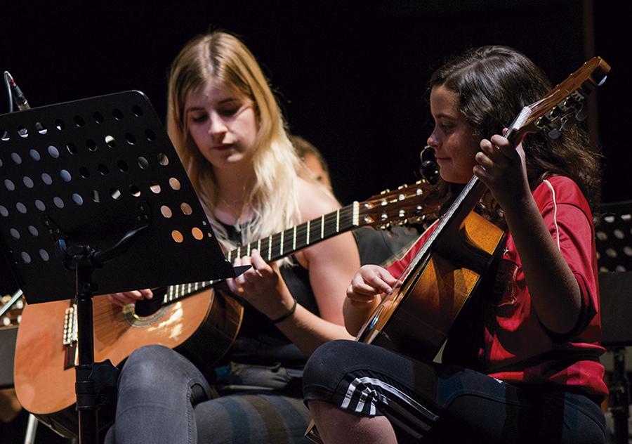 Escuela Municipal Música 2019-2020: sorteo plazas