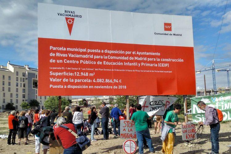 Emergencia educativa: Rivas pide al Estado que medie ante la Comunidad