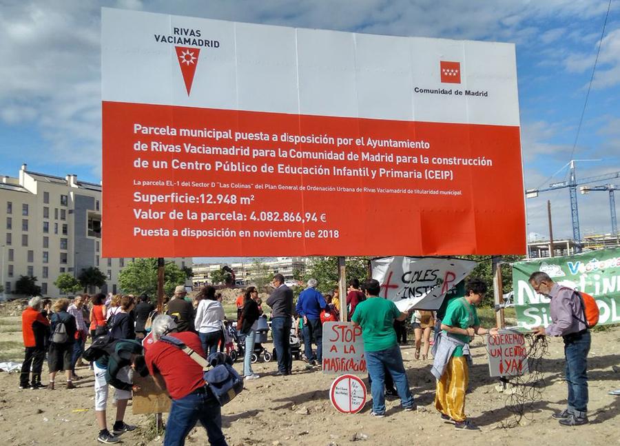 Aprobado el convenio para la construcción del nuevo colegio público Mercedes Vera