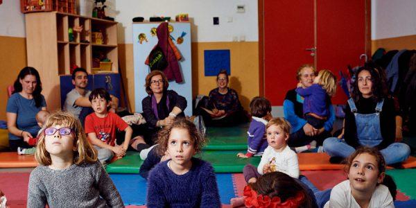 Cuentacuentos infantil: 'Corre, corre, calabaza'
